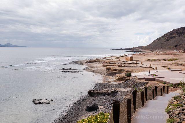 Las Palmas de Gran Canaria Playa Confital
