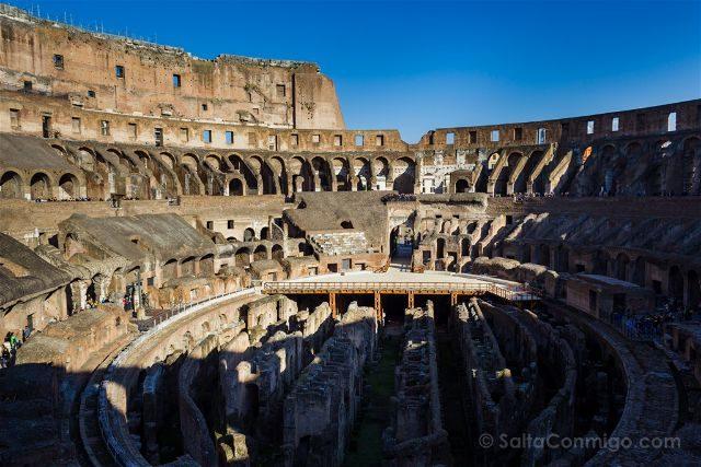 La Visita Al Coliseo Romano Historia Entradas Sin Colas