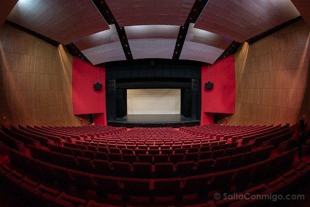 Asturias Aviles Centro Niemeyer Auditorio Interior Butacas