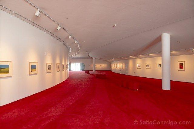 Asturias Aviles Centro Niemeyer Auditorio Interior Sala