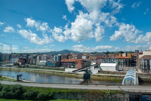 Asturias Aviles Centro Niemeyer Mirador Vista