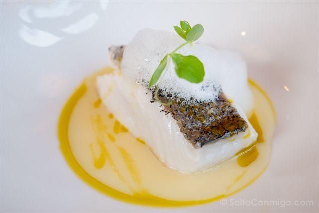 Asturias Gijon Restaurante Auga Merluza