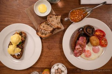 Comer En Londres Hawksmoor Huevos Full English Breakfast