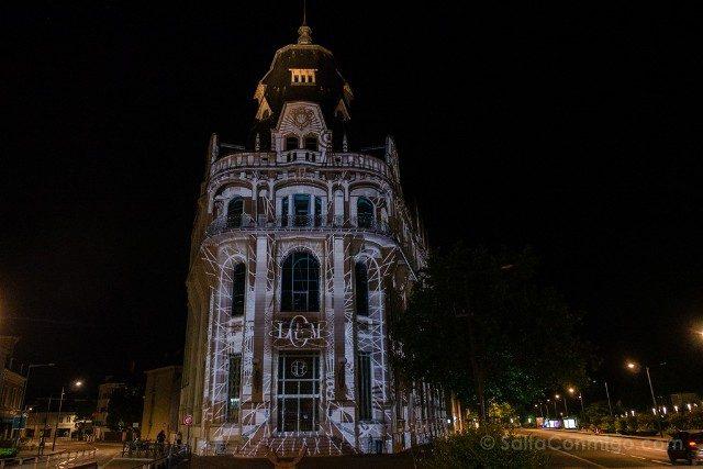 Francia Chartres en Lumieres Mediateca L'Apostrophe Frontal