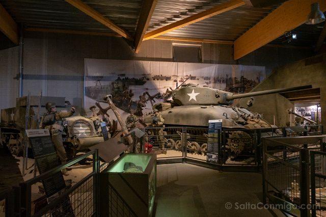 Francia Desembarco de Normandia Overlord Museum