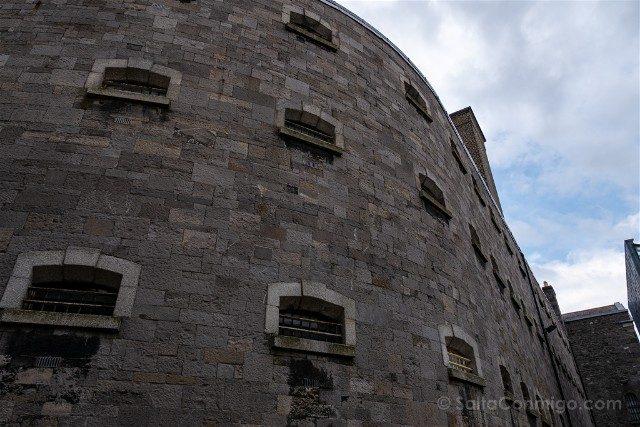 Irlanda Dublin Kilmainham Gaol Exterior