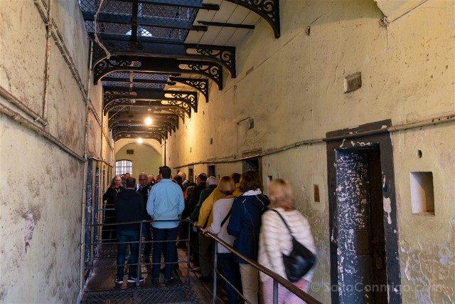 Irlanda Dublin Kilmainham Gaol Grupo