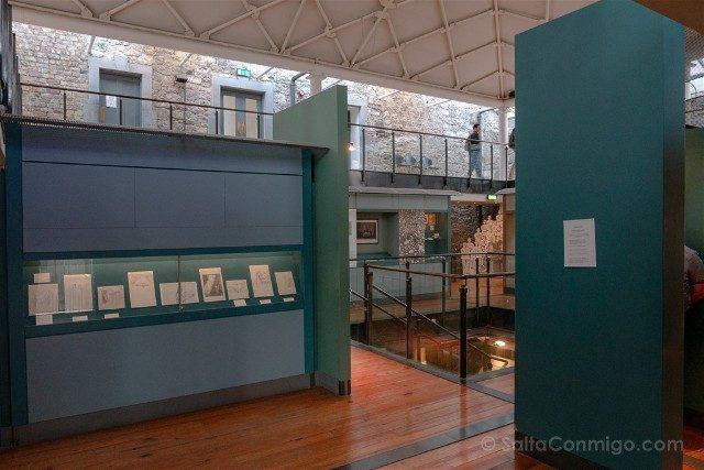 Irlanda Dublin Kilmainham Gaol Museo Paneles
