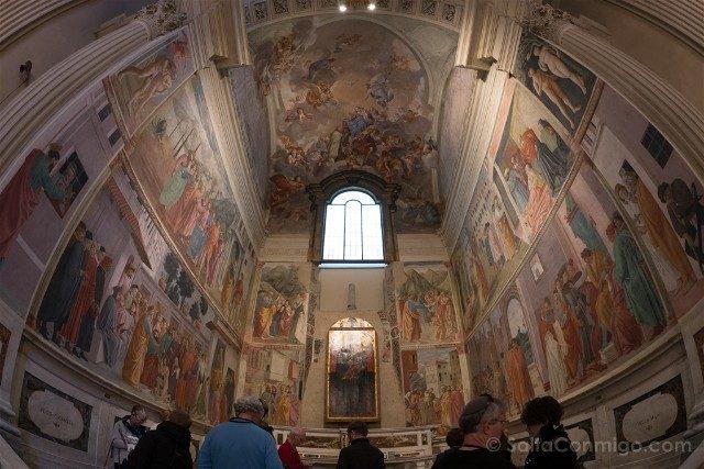 Italia Iglesias Florencia Cappella Brancacci
