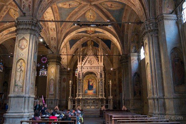 Italia Iglesias Florencia Orsanmichele