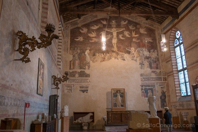 Italia Iglesias Florencia Santo Spirito Cenacolo