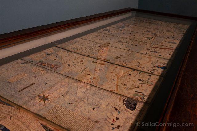 Las Palmas de Gran Canaria Casa Colon Carta Nautica