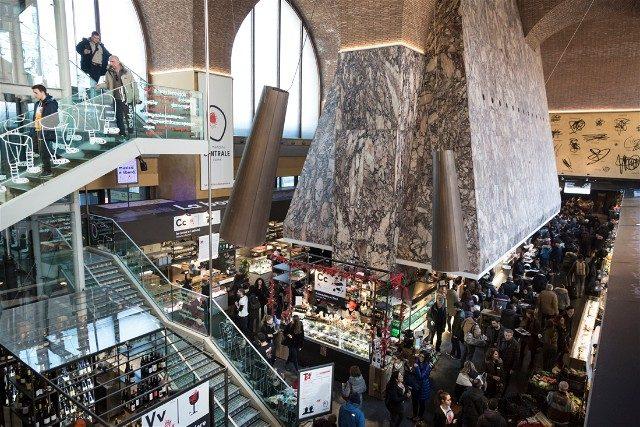 Mercato Centrale Roma Cappa
