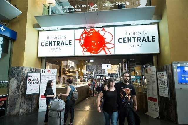Mercato Centrale Roma MCR Location