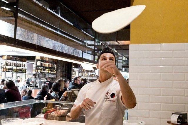 Mercato Centrale Roma MCR Pizza