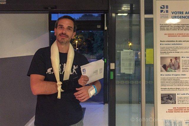 Tarjeta Sanitaria Europea Hospital Francia