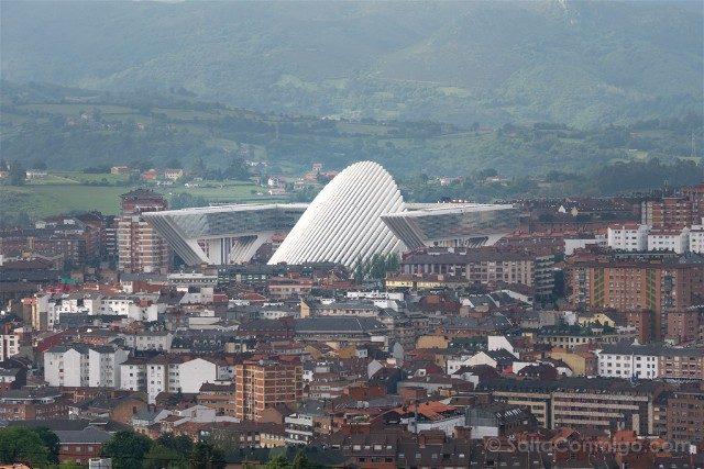 Asturias Oviedo Palacio Congresos Exposiciones