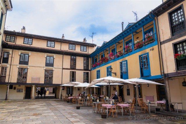 Asturias Oviedo Plaza Fontan