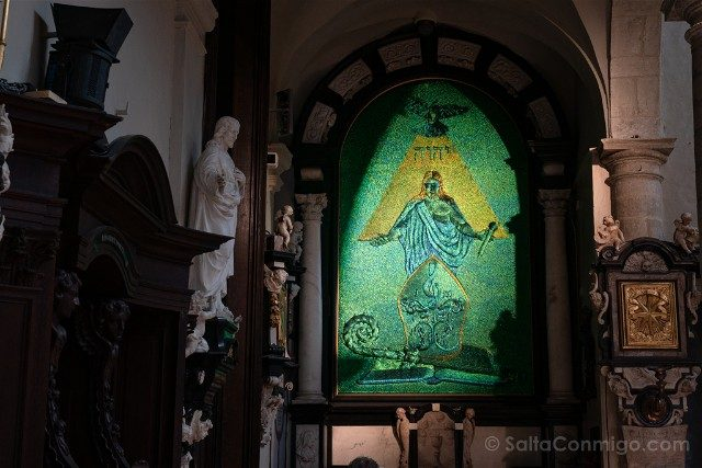 Belgica Flandes Amberes AMUZ Cristo