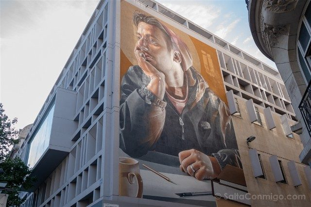 Belgica Flandes Amberes Mural Barroco Smug