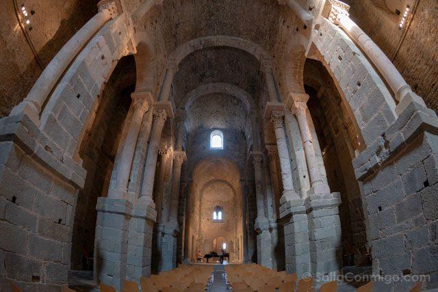 Que Ver en el Cap de Creus Sant Pere Rodes Iglesia