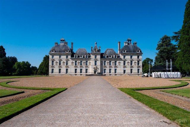 Francia Castillos Loira Cheverny
