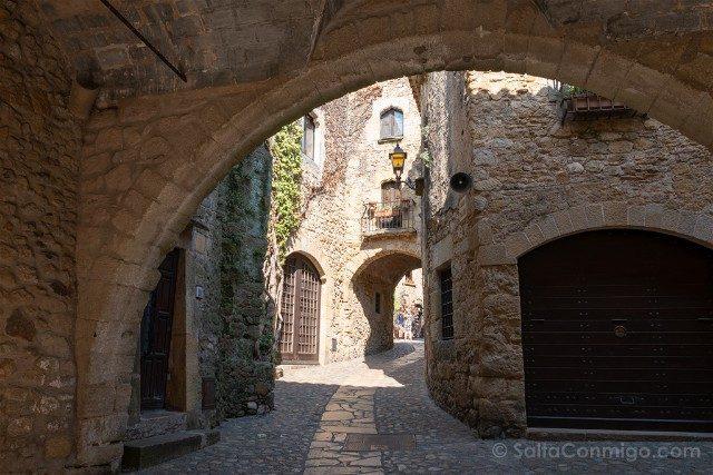 Girona Costa Brava Pals