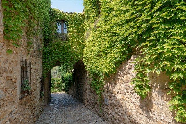 Girona Costa Brava Peratallada
