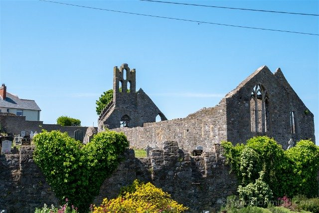 Irlanda Dublin Howth Santa Maria