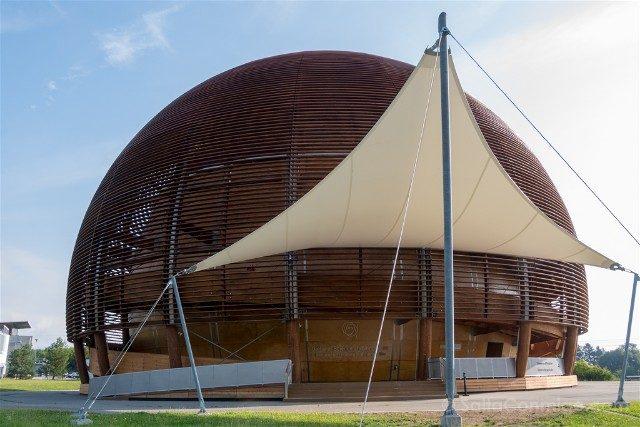 Suiza Ginebra CERN Museo