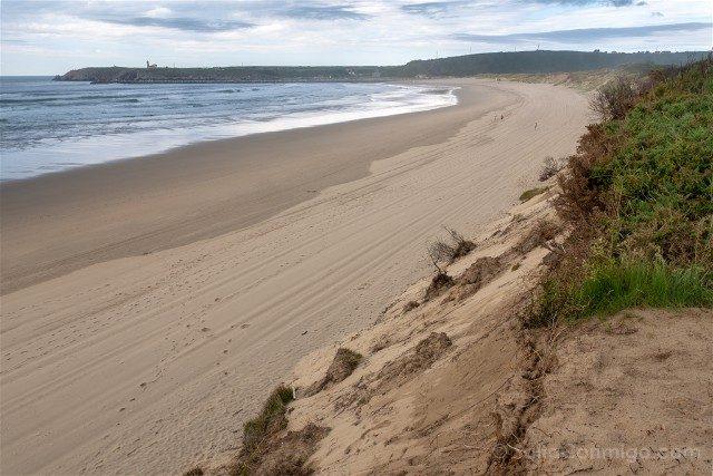Aviles Playa Salinas Dunas