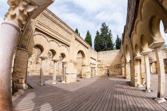 Cordoba Medina Azahara Edificio Basilical Ojo Pez
