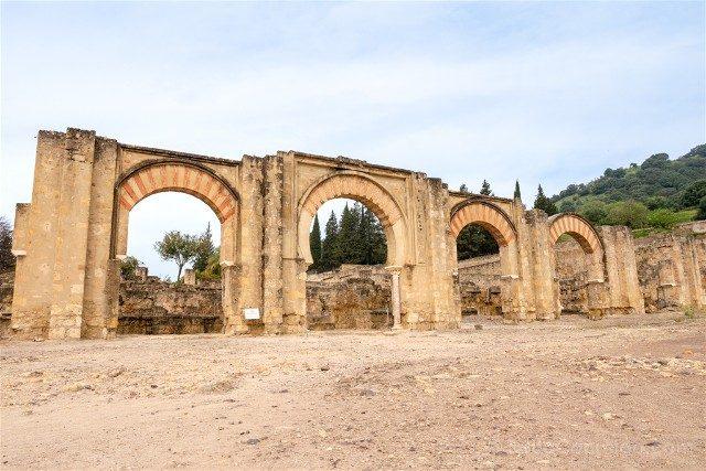 Cordoba Medina Azahara Puerta Oriental