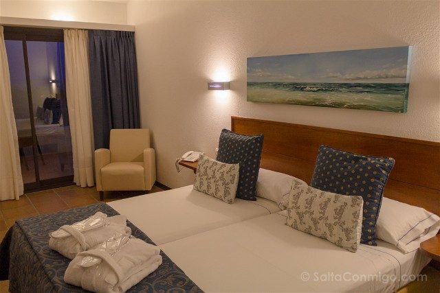 Girona Costa Brava Cadaques Hotel Sol Ixent Habitacion