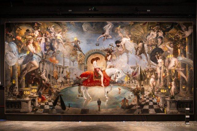 Girona DOR Museum Espacio Quim Hereu Coronacion Ermesenda