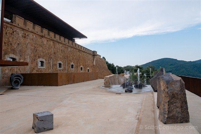 Girona DOR Museum Exterior Fortaleza