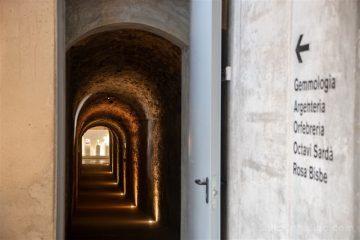 Girona DOR Museum Pasillo Fortaleza