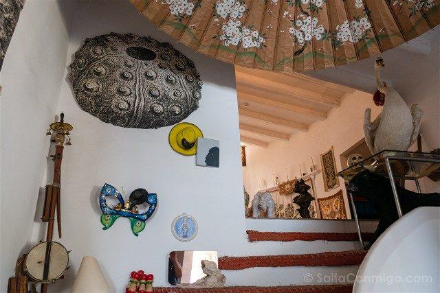 Portlligat Casa Museo Dali Cadaques Estudio