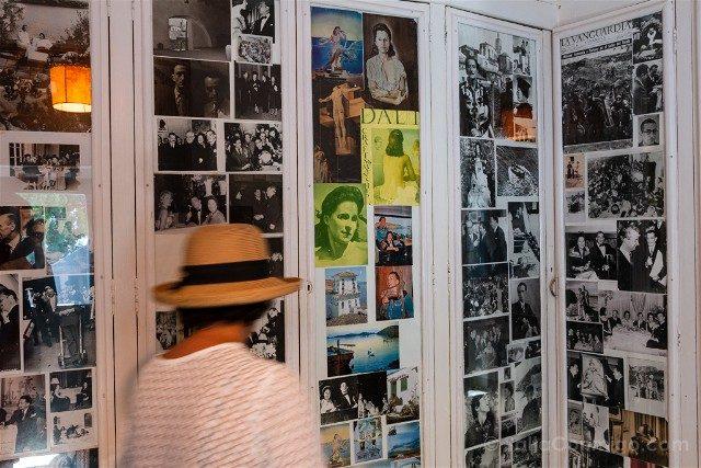Portlligat Casa Museo Dali Cadaques Vestidor Gala