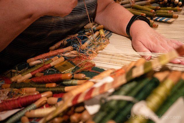 Flandes Malinas Manufactura Real De Wit Museo Demostracion