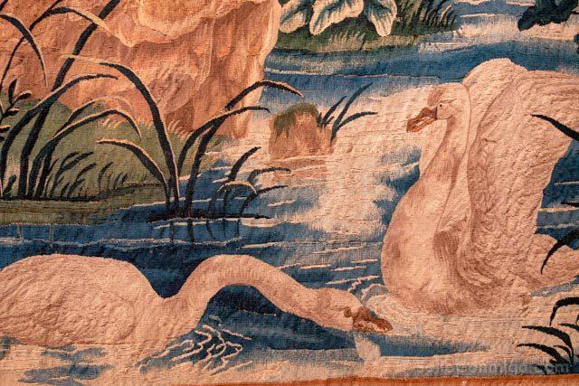 Flandes Malinas Manufactura Real De Wit Museo Detalle