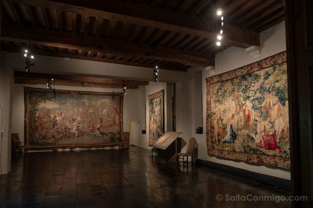 Flandes Malinas Manufactura Real De Wit Museo Entrada