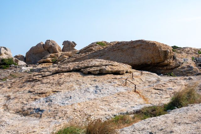 Girona Cap de Creus Cala Paratge Tudela Camell