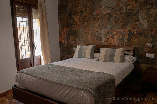 Hoteles En Cordoba Hospederia Los Angeles Habitacion