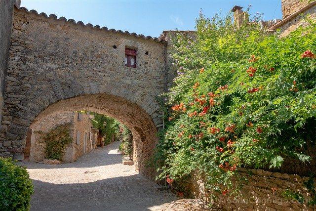 Peratallada Girona Casco Historico
