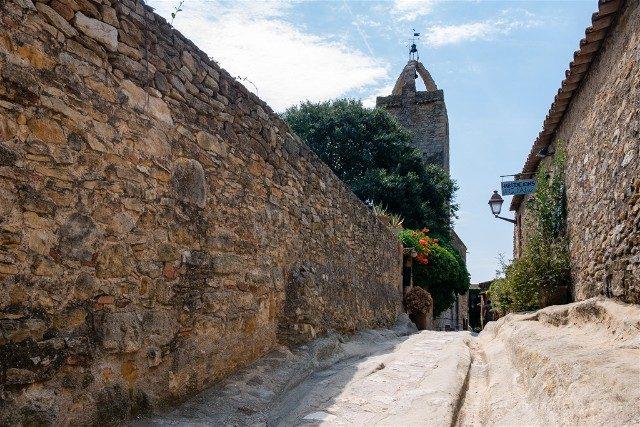 Peratallada Girona Torre Horas