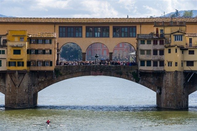 Puente Viejo Florencia Curiosidades Mirador Ventanas