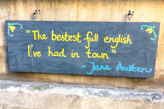 Que Ver En Bath Jane Austen Para Todo