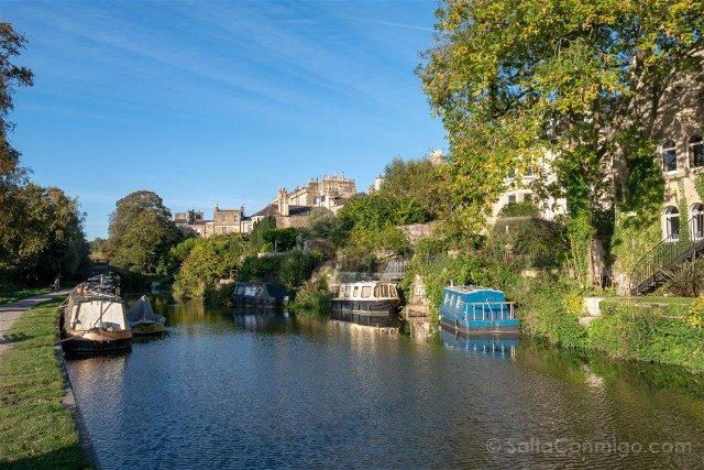Que Ver En Bath Kennet Avon Canal