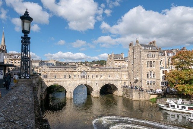Que Ver En Bath Pultney Bridge